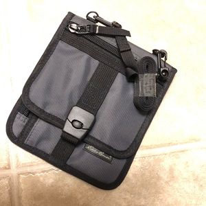 New Eddie Bauer Travel shoulder/waist pack